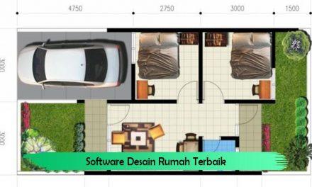 Software Desain Rumah Terbaik Untuk Pemula dan Pro