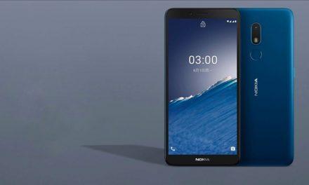 Nokia C3 Resmi Hadir di Indonesia