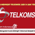 Cara Mengubah Kuota Midnight Telkomsel Menjadi 24 Jam